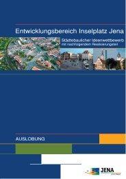 städtebaulicher Ideenwettbewerb - Jenapolis