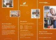 wohnenplus_Flyer Küche.indd - jenawohnen