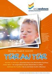 Mieterzeitung · Ausgabe 58 · Sommer 2010 Vorreiter ... - jenawohnen