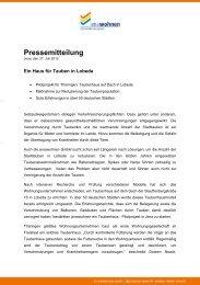 Pressemitteilung vom 27. Juli 2012 - jenawohnen