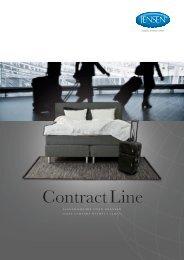 ContractLine - Jensen Designed for sleep comfort