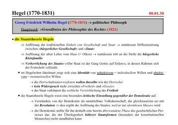 Hegel - Jens Peter Kutz