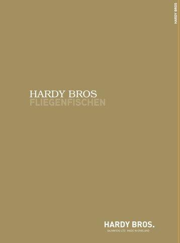 HARDY BROS FLIEGENFISCHEN