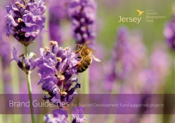 Brand Guidelines For Tourism Development Fund ... - Jersey