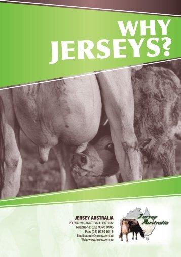 Jerseys? JERSEY AUSTRALIA