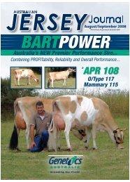 Aug/Sept 2008 (4.2 Mb) - Australian Jersey Breeders Society