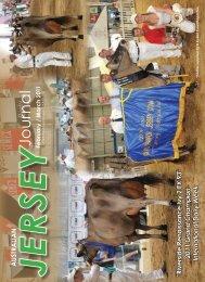 Journal - Australian Jersey Breeders Society