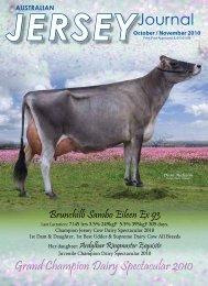 Oct/Nov 2010 - Australian Jersey Breeders Society