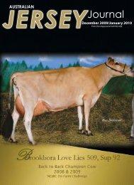 Dec/Jan 2010 (2.9Mb) - Australian Jersey Breeders Society