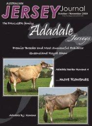 JERSEYJournal - Australian Jersey Breeders Society