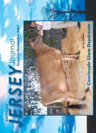 Oct/Nov 2007 - Australian Jersey Breeders Society