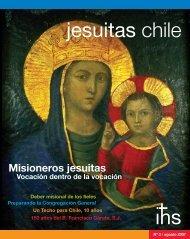 Revista Jesuitas Chile Nº 3 - Jesuitas.cl