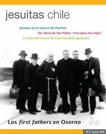 Revista Jesuitas Chile Nº 5 - Jesuitas.cl