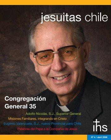 Revista Jesuitas Chile Nº 4 - Jesuitas.cl