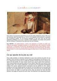 la parabole de la drachme perdue - Jesus est vivant