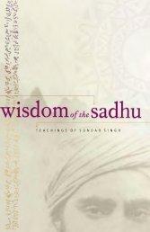 Wisdom of the Sadhu - The Jesus Army