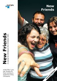 Read New Friends online now in a virtual book - Jesus Army