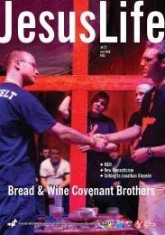 Jesus Life 71 Quarter one 2006 - The Jesus Army