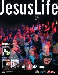 mJa Untamed - The Jesus Army