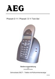 Pharaoh D11 Twin - JET GmbH