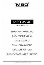AV 40 - JET GmbH