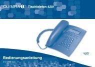 Telefon Olympia 4201