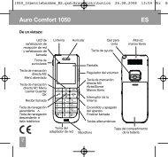 Auro Comfort 1050 ES - JET GmbH