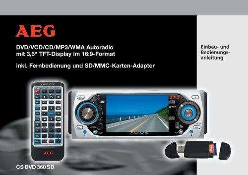 CS DVD 360 SD