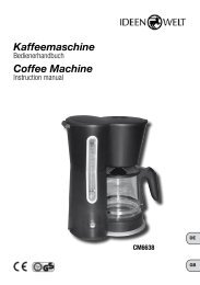 Coffee Machine Kaffeemaschine - JET GmbH
