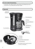 Coffee Machine Kaffeemaschine - JET GmbH - Page 4