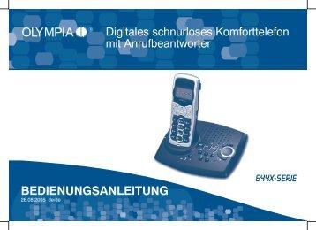 Telefon Olympia 6444