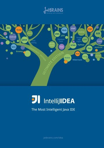 The Most Intelligent Java IDE - JetBrains
