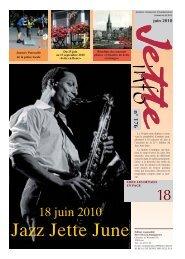 juin 2010 - Jette - Région de Bruxelles-Capitale