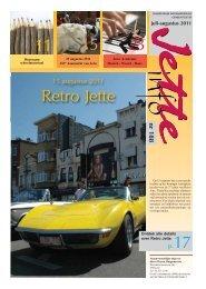 juli-augustus 2011 - Jette