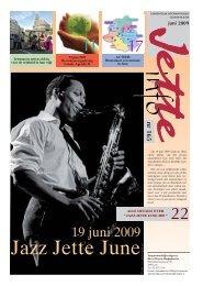 juni 2009 - Jette