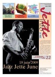 juin 2009 - Jette - Région de Bruxelles-Capitale