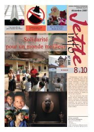 décembre 2007 - Jette