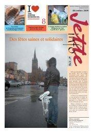 décembre 2009 - Jette