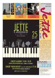 juni 2011 - Jette