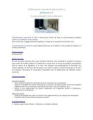 Architecte (h/f) - Jette