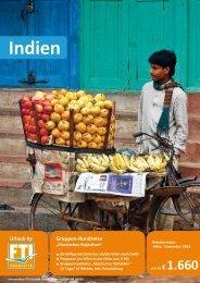 Klassisches Rajasthan - bei Jetway Reisen!