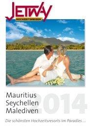 Hochzeit im Paradies 2013:Jetway_01_80 - bei Jetway Reisen!
