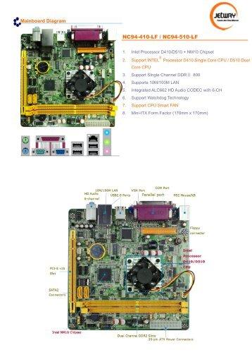 Jetway ATOM-GM1-230 ALC HD Sound Driver Windows
