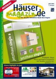 Artikel lesen PDF 280 KB - jetzthaus GmbH