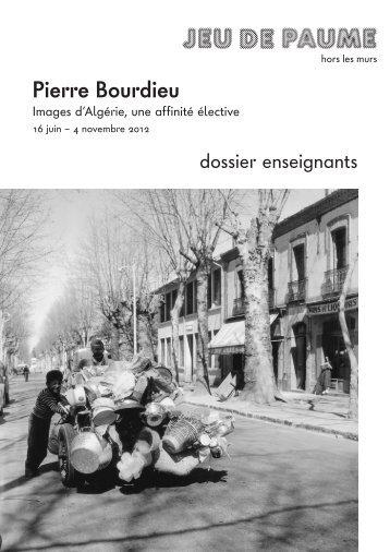 Pierre Bourdieu - Jeu de Paume