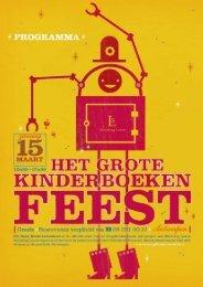 Het Grote Kinderboekenfeest - Jeugdboekenweek