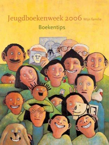 Jeugdboekenweek 2006Mijn familie
