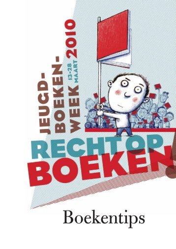 Recht op boeken! - Jeugdboekenweek