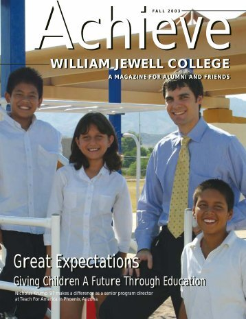 Great Expectations Great Expectations - William Jewell College