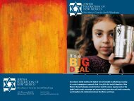 Download our brochure - Jewish Federation of New Mexico